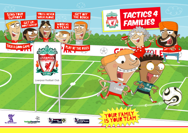 Tactics 4 Families – Cover