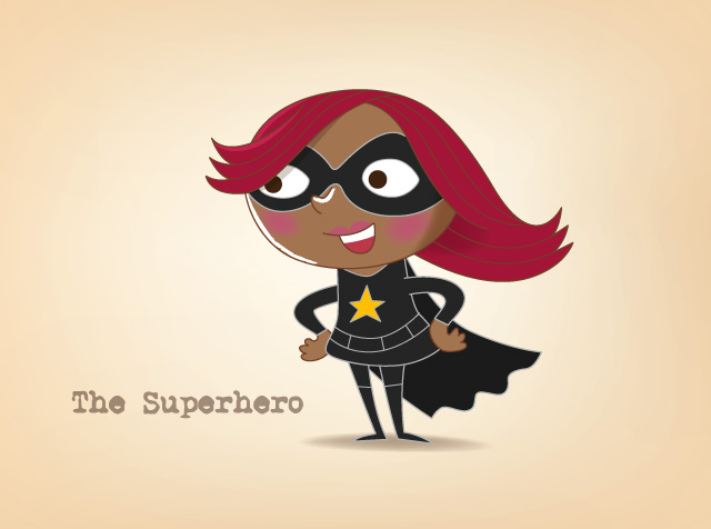 The Superhero