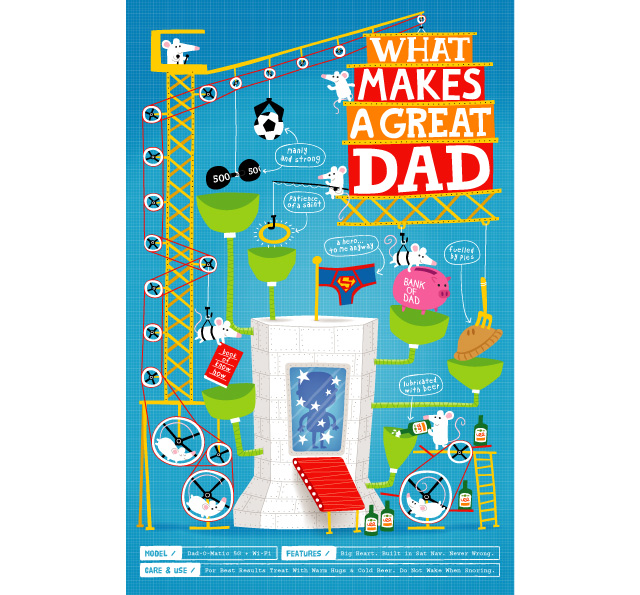 What Makes a Great Dad