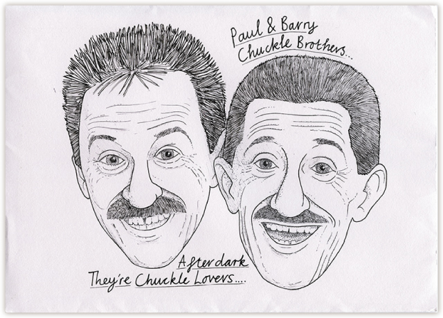 Paul & Barry Chuckle
