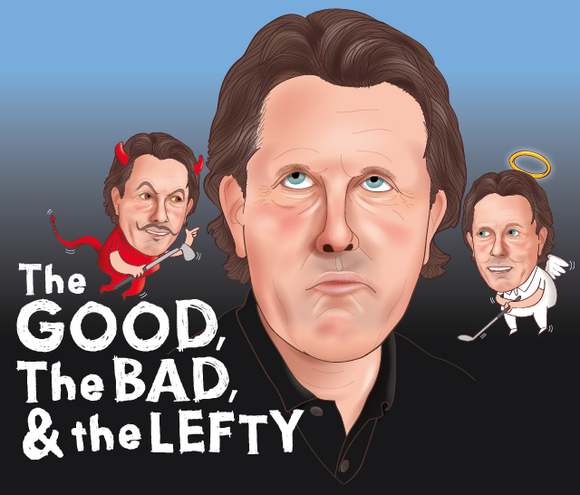 The Good, The Bad, & the Lefty