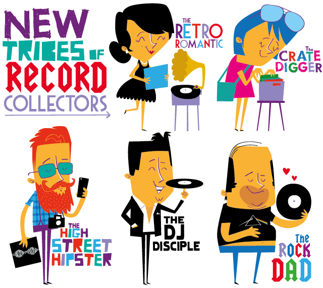 New Tribes of Record Collectors