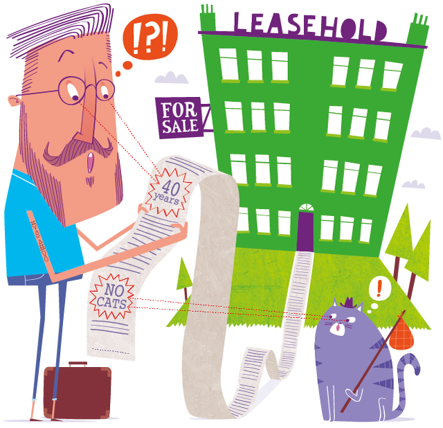 Leasehold vs Freehold