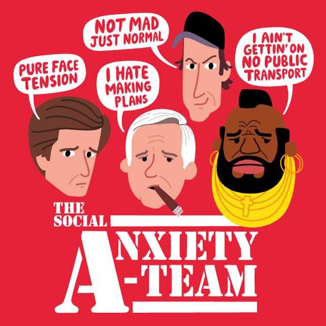 The Social Anxiety Team